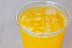 Mango Mountain Dew $1.50 Mountain Dew mixed with Mango syrup